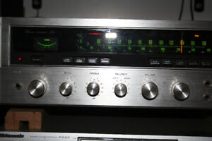 Sansui six stereo receiver tuner/amplifier