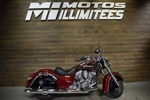 2017 Indian CHIEF CLASSIC DEMO