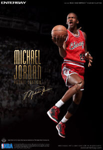 (SEALED) Enterbay 1:6 Michael Jordan (Rookie) Limited Edition