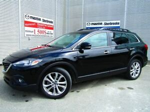 2013 Mazda CX-9 GT AWD 7PLACES V6 69985KM CUIR TOIT OUVRANT