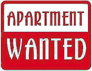 Wanted: 1 or 2 Bedroom Apartment in Guelph