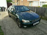 Lexus Is200 automatic saloon