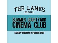 Summer Courtyard Cinema Club : The Life of Brian