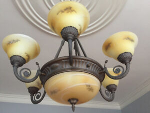 Large Chandelier - NOW 50% OFF- At Nearly New Port Hope