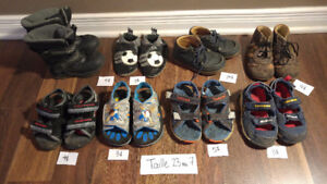 Chaussures, sandales, bottes Taille 23 (7) Garcon +ou- 2ans