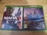 Xbox One 500GB, 2 Games And Huawei Honor 5c