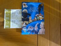 2 x £35 Gift Vouchers for Theatre Royal Norwich