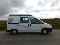 Campervan for Sale, 2 berth but ideal for single person