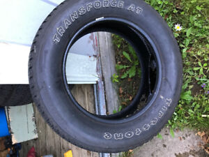 NEW LOWER PRICE Need tires gone