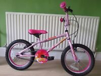 "GREAT GIRLS 16"" BIKE IN FAB CONDITION.""APOLLO ROXIE"".ALL FULLY WORKING.READY TO RIDE AWAY TODAY."