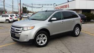 2012 Ford Edge AWD | NAVIGATION | REARVIEW CAMERA | LEATHER