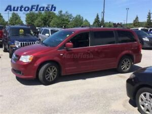 2014 Dodge Grand Caravan 30th-Anniversary 1/2-Cuir *DVD* Caméra