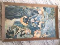 Renoir Print 'The umbrellas'