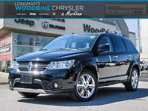2016 Dodge Journey R/T AWD 7 Seater