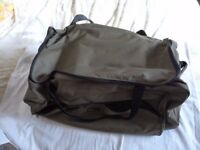 Pierre Cardin Large Trolley-Style Luggage Holdall, Wheeled - Green