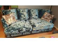 Sofology Balmorel 3 seater settee sofa and cuddle chair
