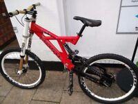 Coyote DH3 bike