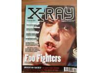 Rare X-Ray music magazine