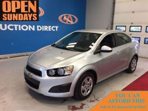 2014 Chevrolet Sonic LS Auto AC! POWER OPTIONS! FINANCE NOW!