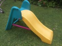 Young child's slide