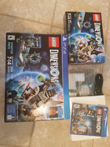 Ps4 lego dimensions starter pack (NEW)
