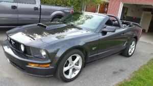 2007 Ford Mustang GT Convertible Cabriolet