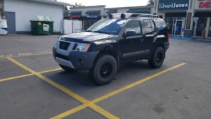 2009 Nissan Xterra Open to reasonable offers