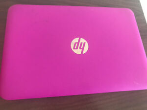 Mint condition HP stream 11.6'' pink laptop