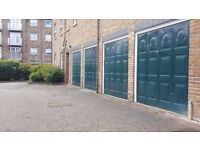 SECURE GARAGE in gated development available for storage space | Docklands (E14)