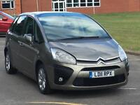 2011 CITROEN C4 PICASSO VTR+ 1.6 HDI TOP SPEC CHEAPEST IN THE UK DRIVES WELL FEW MARKS BARGAIN