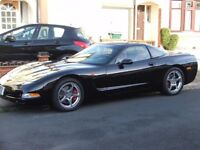Chevrolet C5 Corvette 2004MY