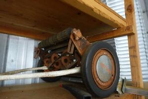 Vintage Craftsman Push Mower