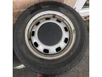 """VW van 15"""" steel wheels & Tyres"""