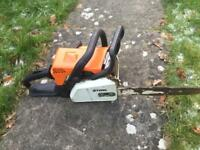 stihl ms 170 chainsaws