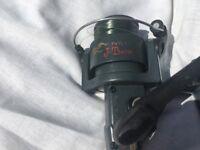 PaVeRo fishing reel