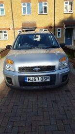 Ford Fusion 1.6 auto for sale