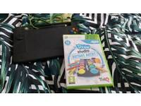 Xbox drawing pad and game