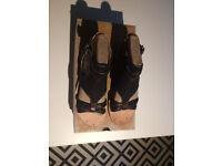 NEW PREMIUM TIMBERLAND THE BOOT COMPANY GAVIE GLADIATOR SANDALS UK 7 rrp £150