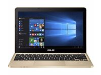 ASUS E200HA 11.6 Laptop - Gold For Sale £130 Brand New Never been used
