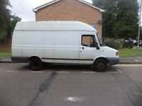 LDV CONVOY VAN,LONG WHEEL BASE HIGH ROOF, 6 TYERS