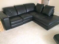 Corner Sofa with recliner - Jemima - Furtiture Village