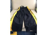 Taekwon do Tigers trousers and t shirt