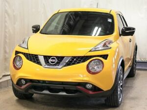2016 Nissan Juke SL 1.6 Turbo AWD w/ Navigation, Leather, Sunroo