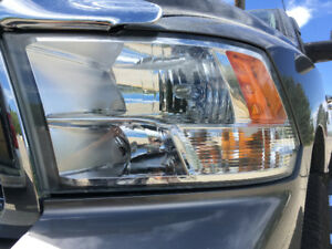 LH head light