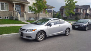 2012 Honda Other EX-L Nav Coupe (2 door)