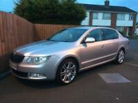 SKODA SUPERB TDI 140 BHP