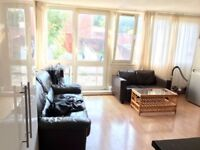 Double or Twin Room for Couple or 2 Friends Avail in Flat Share