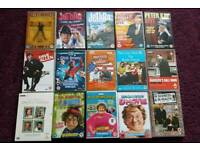Comedy dvds.
