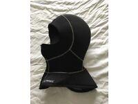 Waterproof neoprene diving hood