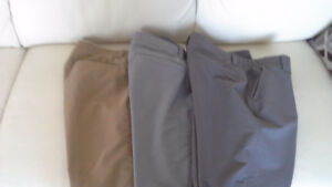 3 Pairs Under Armour Golf pants 32x32